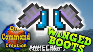 Winged Boots Command Block 193 19