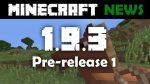Minecraft-1-9-3-pre-release-1