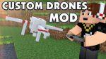 Custom-Drones-Mod
