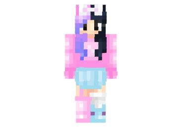 Minecraft Girl Skins The Girls Of Minecraft World - Skins para minecraft pe