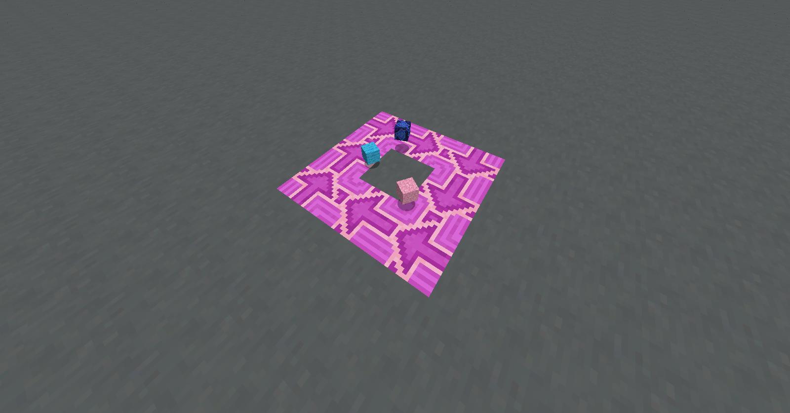 how to make a minecraft conveyor belt